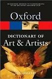 XXL obrazek Oxford University Press OXFORD DICTIONARY OF ART AND ARTISTS 4th Edition