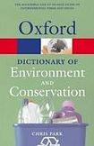 Oxford University Press OXFORD DICTIONARY OF ENVIRONMENT AND CONSERVATION cena od 266 Kč