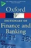Oxford University Press OXFORD DICTIONARY OF FINANCE AND BANKING 4th Edition cena od 266 Kč
