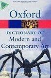 Oxford University Press OXFORD DICTIONARY OF MODERN AND CONTEMPORARY ART 2nd Edition cena od 266 Kč