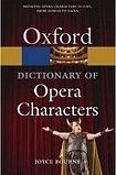 XXL obrazek Oxford University Press OXFORD DICTIONARY OF OPERA CHARACTERS 2nd Edition