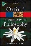 Oxford University Press OXFORD DICTIONARY OF PHILOSOPHY 2nd Edition Revised cena od 235 Kč