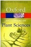 Oxford University Press OXFORD DICTIONARY OF PLANT SCIENCES 2nd Edition cena od 311 Kč