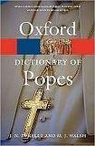 Oxford University Press OXFORD DICTIONARY OF POPES 2nd Edition cena od 288 Kč