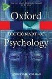 Oxford University Press OXFORD DICTIONARY OF PSYCHOLOGY 3rd Edition cena od 266 Kč