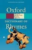Oxford University Press OXFORD DICTIONARY OF RHYMES cena od 238 Kč