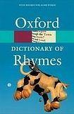 Oxford University Press OXFORD DICTIONARY OF RHYMES cena od 235 Kč