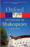 Oxford University Press OXFORD DICTIONARY OF SHAKESPEARE 2nd Revised Edition cena od 213 Kč