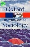 XXL obrazek Oxford University Press OXFORD DICTIONARY OF SOCIOLOGY 3rd Edition Revised