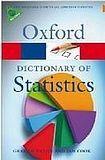 Oxford University Press OXFORD DICTIONARY OF STATISTICS 2nd Edition Revised cena od 266 Kč