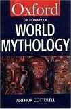 Oxford University Press OXFORD DICTIONARY OF WORLD MYTHOLOGY cena od 285 Kč