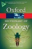 Oxford University Press OXFORD DICTIONARY OF ZOOLOGY 3rd Edition cena od 284 Kč