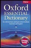 Oxford University Press OXFORD ESSENTIAL DICTIONARY + CD-ROM cena od 453 Kč