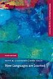 Oxford University Press Oxford Handbooks for Language Teachers How Languages are Learned. Third Edition cena od 0 Kč