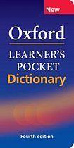 Oxford Learner´S Pocket Dictionary 4th Edition cena od 112 Kč