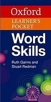 Ruth Gairns, Stuart Redman: Oxford Learner´S Pocket Word Skills - Ruth Gairns cena od 112 Kč