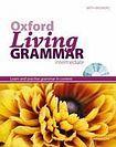 Oxford University Press Oxford Living Grammar Intermediate Student´s Book with CD-ROM cena od 300 Kč