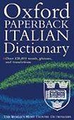 Oxford University Press Oxford Paperback Italian Dictionary: ITALIAN - ENGLISH, ENGLISH - ITALIAN cena od 176 Kč