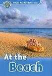 Oxford University Press Oxford Read And Discover 1 At the Beach cena od 92 Kč