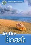 Oxford University Press Oxford Read And Discover 1 At the Beach with Audio CD Pack cena od 132 Kč