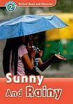 Oxford University Press Oxford Read And Discover 2 Sunny and Rainy with Audio CD Book cena od 132 Kč