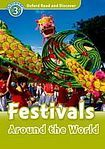 Oxford University Press Oxford Read And Discover 3 Festivals Around The World Audio CD Pack cena od 132 Kč