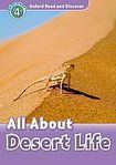Oxford University Press Oxford Read And Discover 4 All About Desert Life Audio Pack cena od 132 Kč