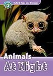 Oxford University Press Oxford Read And Discover 4 Animals at Night cena od 95 Kč
