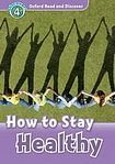 Oxford University Press Oxford Read And Discover 4 How To Stay Healthy Audio CD Pack cena od 137 Kč