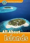 Oxford University Press Oxford Read And Discover 5 All About Islands Audio CD Pack cena od 132 Kč