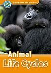 Oxford University Press Oxford Read And Discover 5 Animal Life Cycles Audio CD Pack cena od 137 Kč