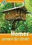 Oxford University Press Oxford Read And Discover 5 Homes Around the World Audio CD Pack cena od 132 Kč