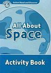 Oxford University Press Oxford Read And Discover 6 All About Space Activity Book cena od 67 Kč