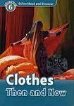 Oxford University Press Oxford Read And Discover 6 Clothes Then And Now Audio CD Pack cena od 132 Kč