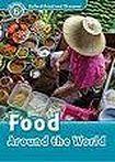 Oxford University Press Oxford Read And Discover 6 Food Around The World cena od 95 Kč