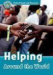 Oxford University Press Oxford Read And Discover 6 Helping Around The World cena od 92 Kč