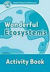 XXL obrazek Oxford University Press Oxford Read And Discover 6 Wonderful Ecosystems Activity Book