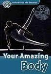 Oxford University Press Oxford Read And Discover 6 Your Amazing Body Audio CD Pack cena od 137 Kč