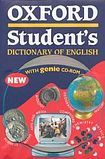 Oxford University Press OXFORD STUDENT´S DICTIONARY OF ENGLISH with GENIE cena od 629 Kč