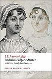 Oxford University Press Oxford World´s Classics - Biography A Memoir of Jane Austen and Other Family Recollections cena od 216 Kč