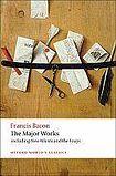 Oxford University Press Oxford World´s Classics - C17 English Literature Bacon - The Major Works cena od 273 Kč