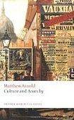 Oxford University Press Oxford World´s Classics - C19 English Literature Culture and Anarchy cena od 155 Kč