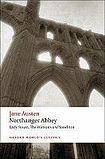 Oxford University Press Oxford World´s Classics - C19 English Literature Northanger Abbey cena od 115 Kč