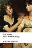 Oxford University Press Oxford World´s Classics - C19 English Literature Sense and Sensibility cena od 0 Kč