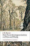 Oxford University Press Oxford World´s Classics - Children´s Literature Peter Pan in Kensington Gardens / Peter and Wendy cena od 169 Kč