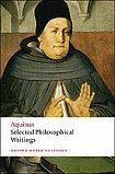 Oxford University Press Oxford World´s Classics - Classical Literature Selected Philosophical Writings cena od 165 Kč