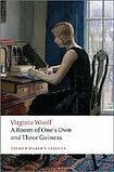 Oxford University Press Oxford World´s Classics A Room of One´s Own, and Three Guineas cena od 129 Kč