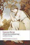 Oxford University Press Oxford World´s Classics A Sentimental Journey and Other Writings cena od 227 Kč