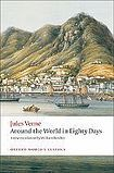 Oxford University Press Oxford World´s Classics Around the World in Eighty Days cena od 155 Kč