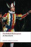 Oxford University Press Oxford World´s Classics As You Like It cena od 131 Kč